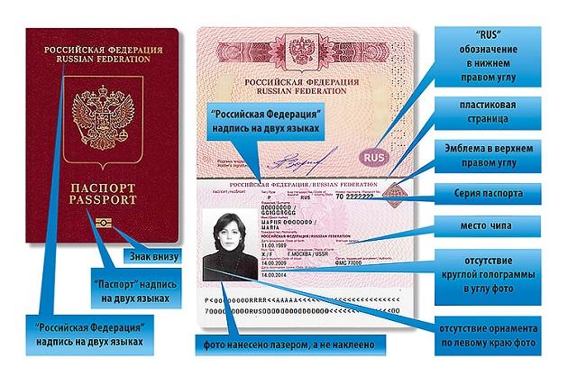 отличия загранпаспорт старого и нового образца - фото 5